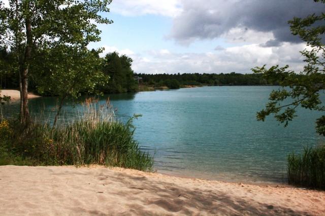 Weingarten Baggersee