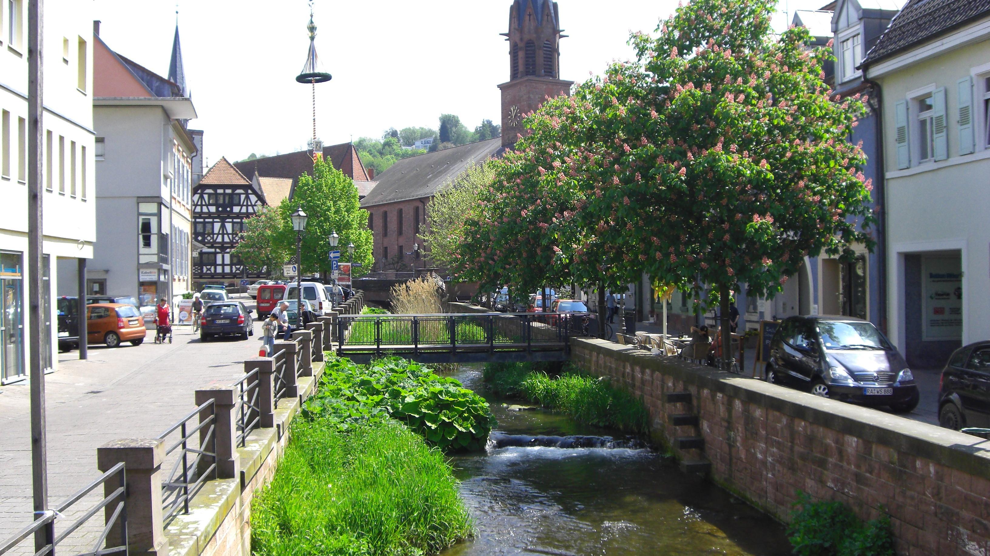 Schwimmbad Weingarten Baden