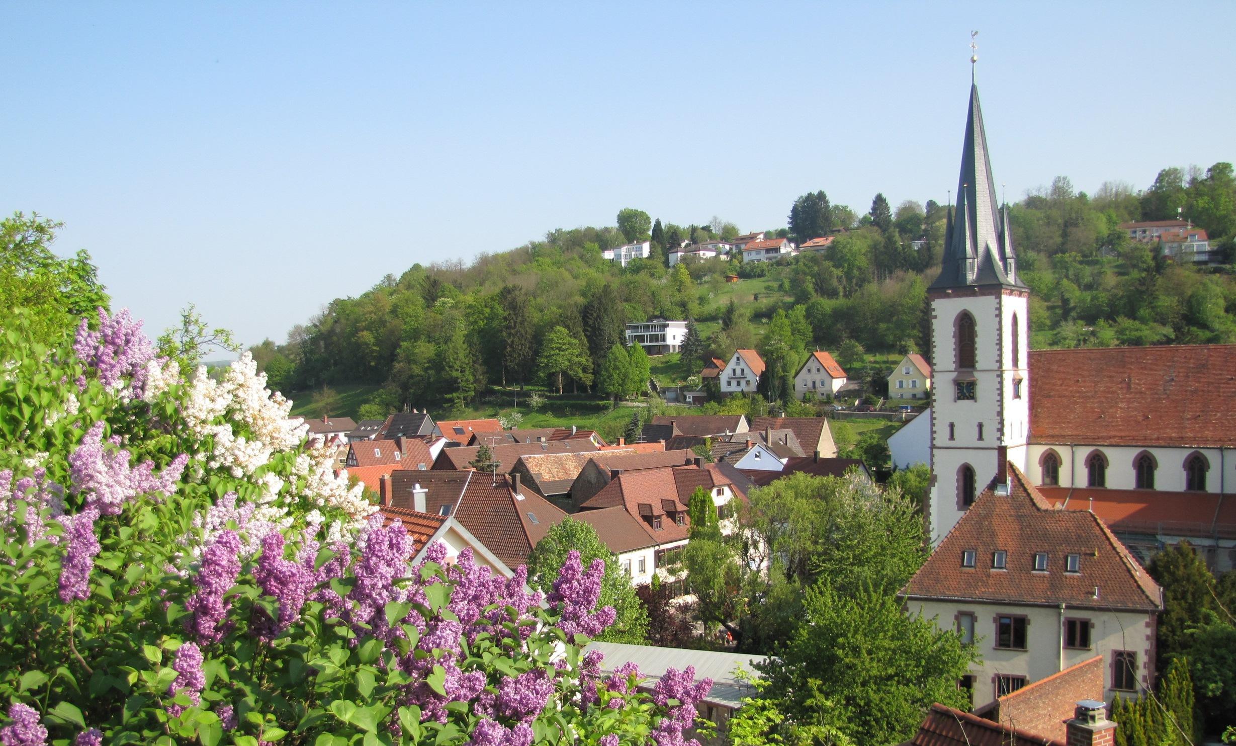 Kirche & Glaube: Gemeinde Weingarten (Baden)